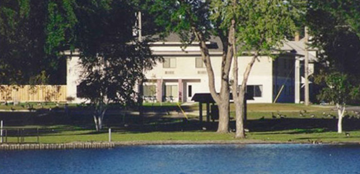 The Cronin Home